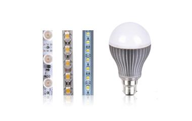 LED照明及灯条行业用胶